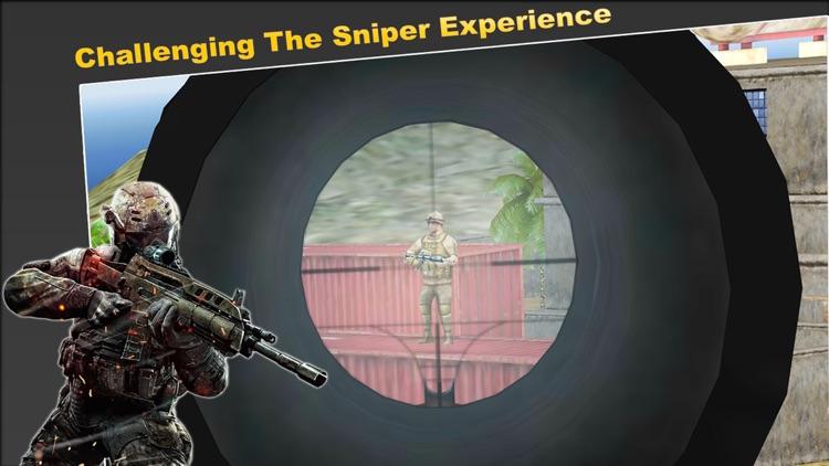 Commando strike Gun Shooter screenshot-3