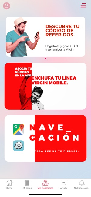 Virgin Mobile Mexico on the App Store