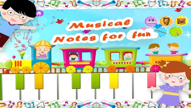 Music Piano-Baby Nursery Rhyme