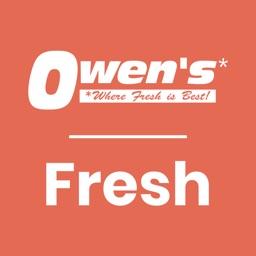 Owen's Fresh