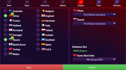 Football Manager 2019 Mobile Screenshots