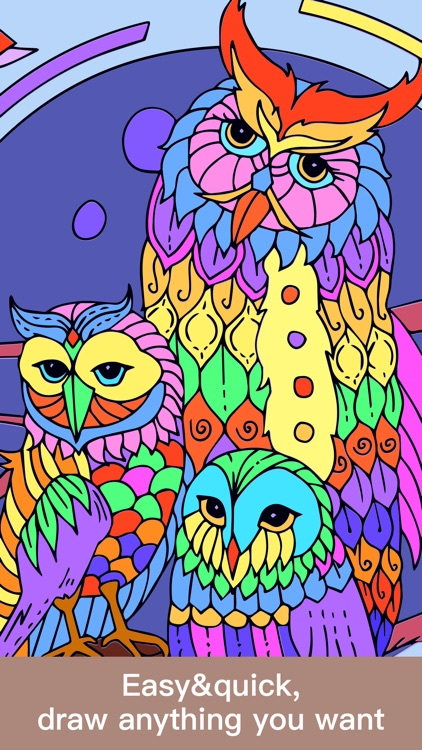 Paint By Number:Coloring Games screenshot-6