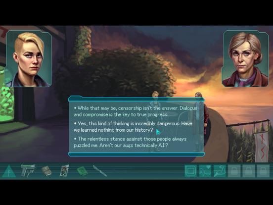 Whispers of a Machine screenshot 14