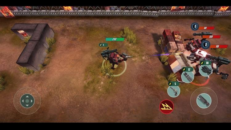 메카니발 screenshot-3