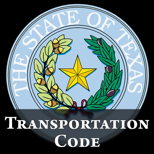 TX Transportation Code 2020