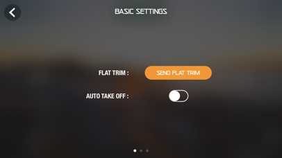 Screenshot for Basic Controller for Mambo in United States App Store