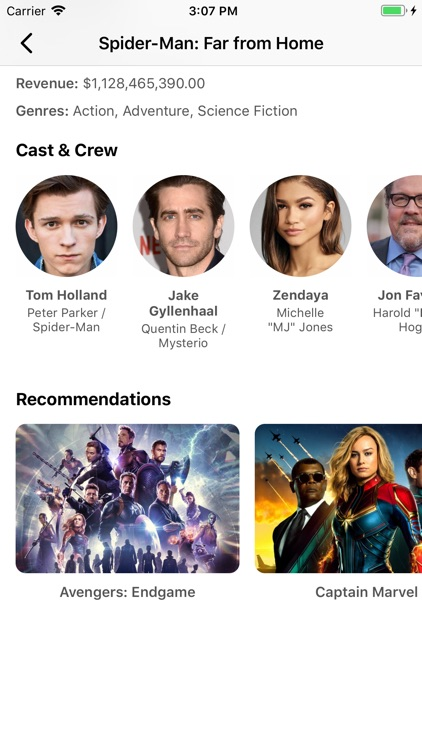 Pelisplus : TV Shows & Movies screenshot-8