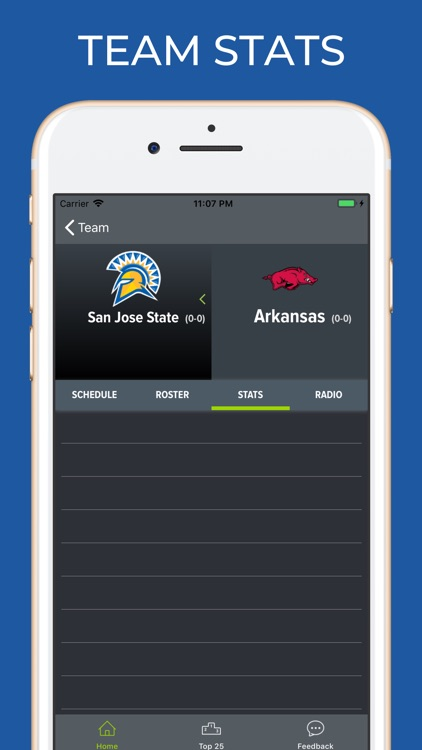 San Jose State Football App screenshot-3