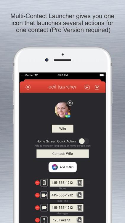 Launcher with Multiple Widgets screenshot-3