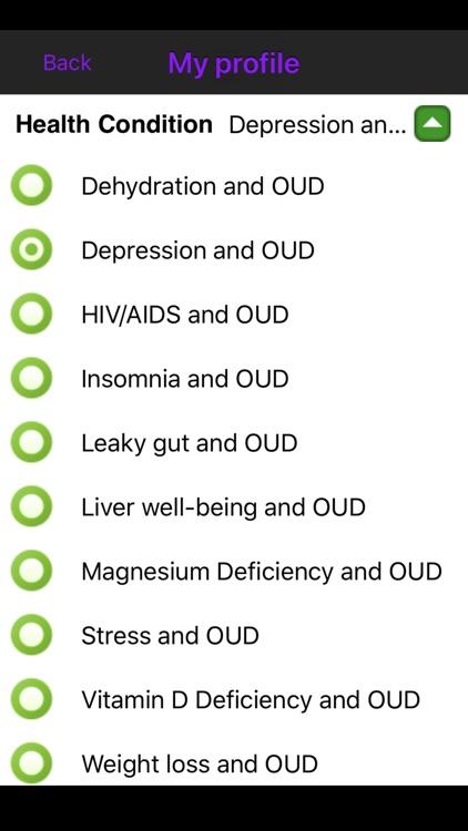 Opioid Use Disorder screenshot-9