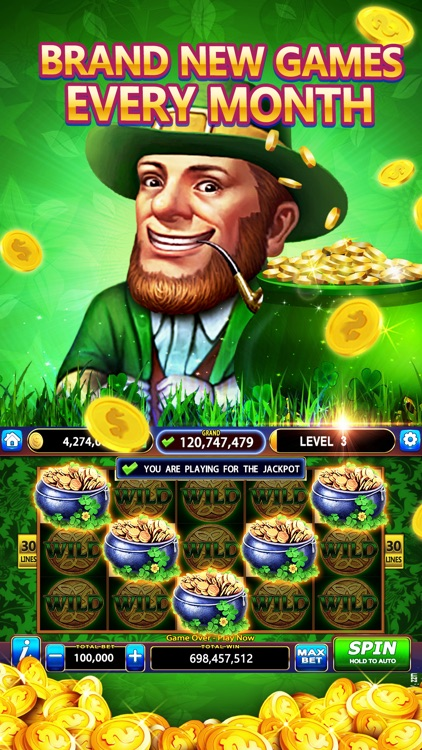 Vegas Casino Slots - Mega Win screenshot-3
