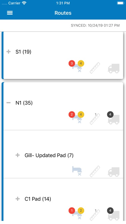 Field Insights Mobile
