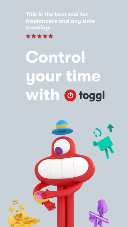 Toggl: Time Tracker for Work