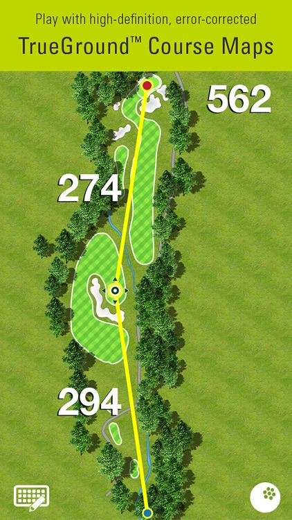 SkyCaddie Mobile Golf GPS