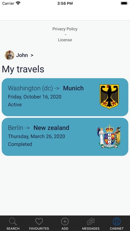 Amver Travel screenshot-4