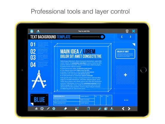 Graphic Studio - Logo Creator and Design Maker Professional for Presentations, Business cards, Invitations and Icon Designer screenshot