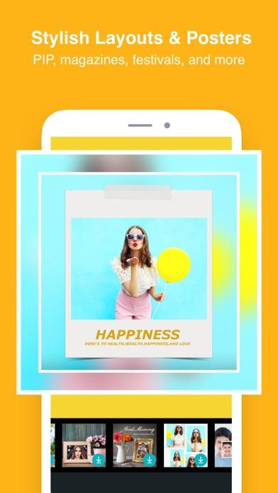ดาวน์โหลด PhotoGrid - Pic Collage Maker สำหรับพีซี