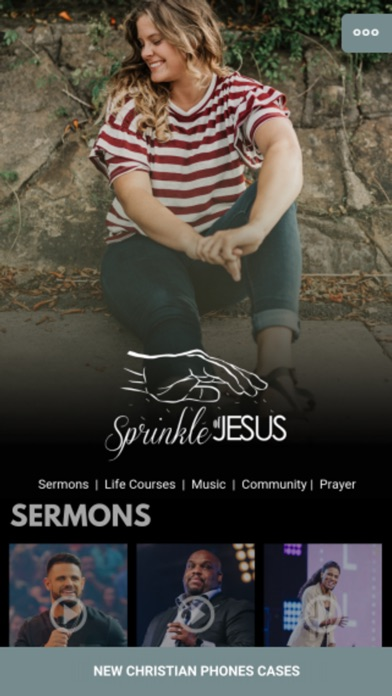 Download Sprinkle of Jesus for Pc
