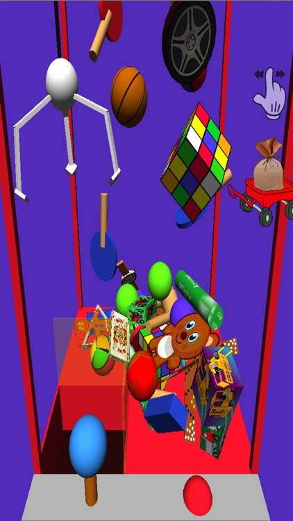 The Amazing Claw Machine screenshot-4