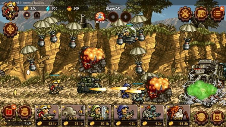 Metal Slug Infinity: Idle RPG screenshot-4