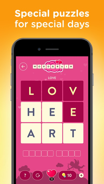 WordBrain: Challenging puzzles screenshot-4