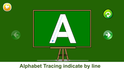 ABC tracing and phonics screenshot 3