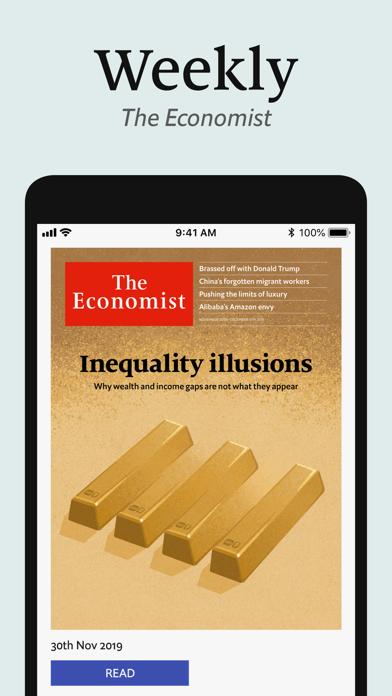 The Economist (Legacy) EU på PC