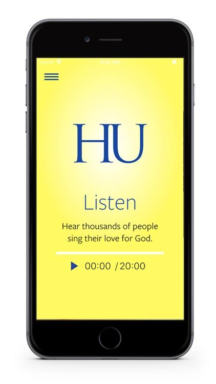HU: Experience the God Sound screenshot-3