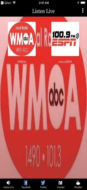 WMOA 1490 on the App Store