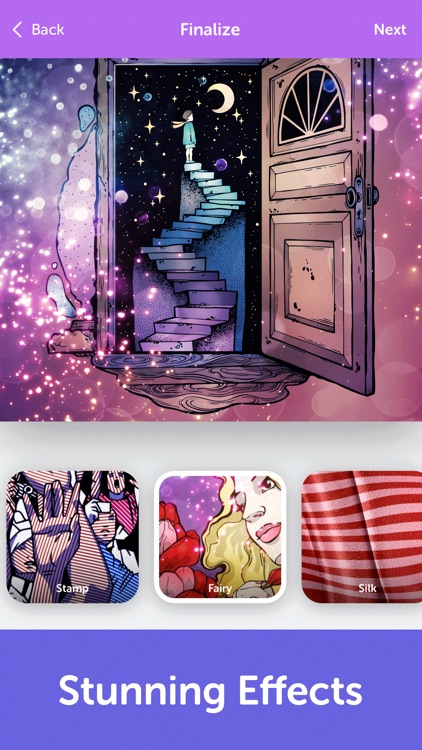 Recolor - Coloring Book screenshot-4