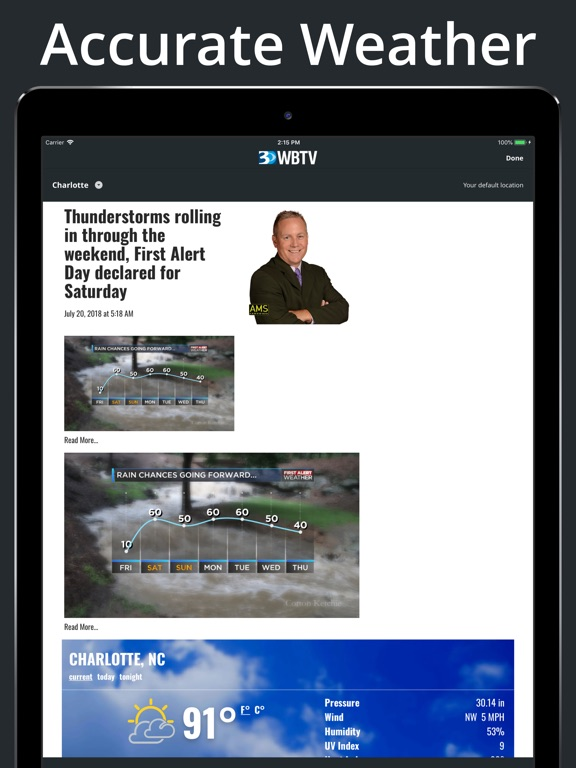 WBTV 3 Local News On Your Side | App Price Drops