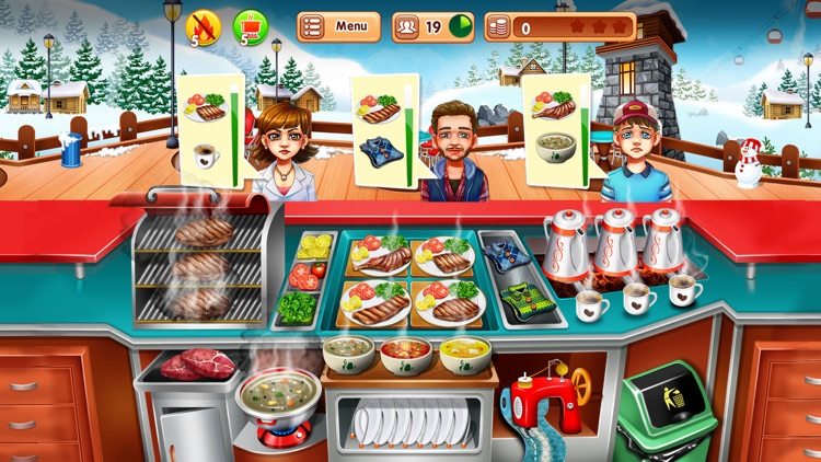 Cooking Fest : Cooking Games screenshot-0