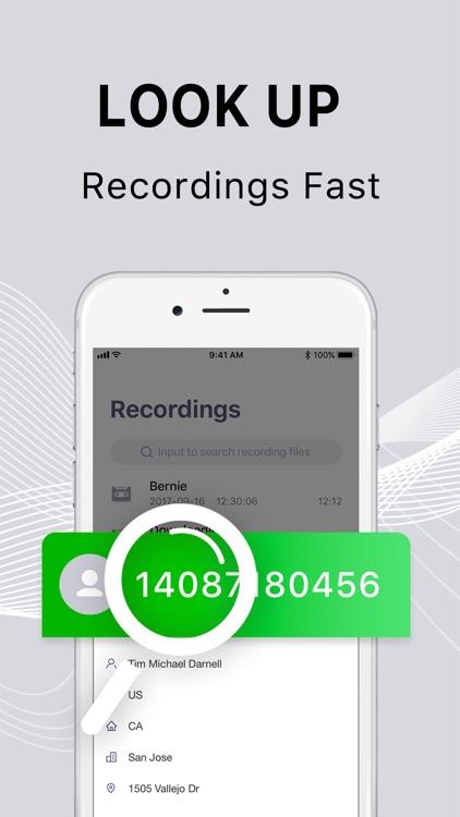 Record Phone Calls-Call Rec screenshot-4