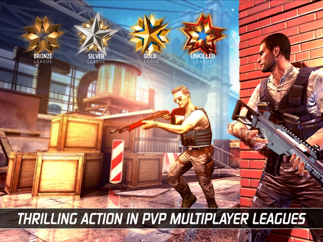 UNKILLED - Zombie Online FPS on the App Store