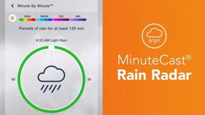 Screenshot for AccuWeather: Weather Radar in New Zealand App Store