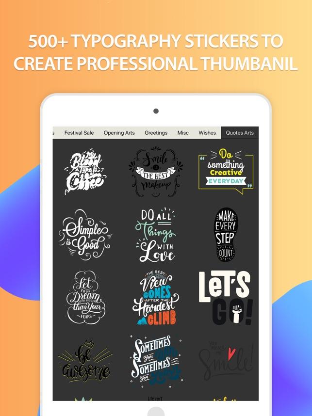 Thumbnail Maker on the App Store
