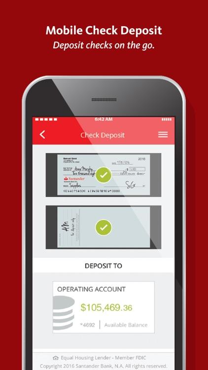 Santander Business Banking screenshot-3
