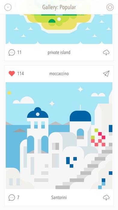 Screenshot #3 pour New Pixels
