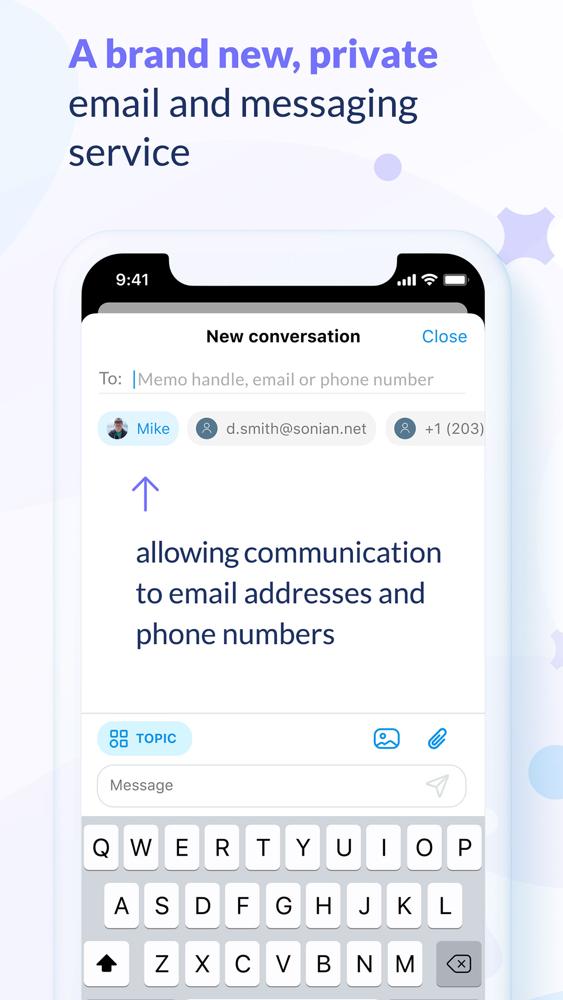 Memo Messenger App for iPhone - Free Download Memo Messenger for iPhone at  AppPure