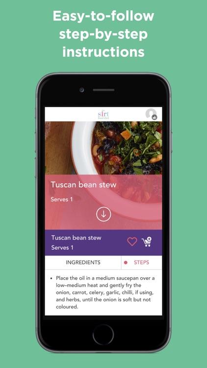 Official Sirtfood Diet screenshot-4