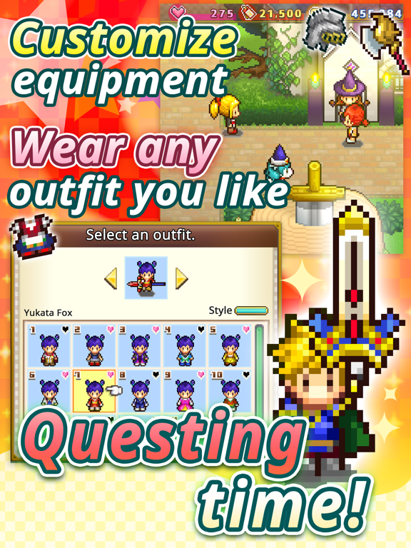 Quest Town Saga screenshot 8