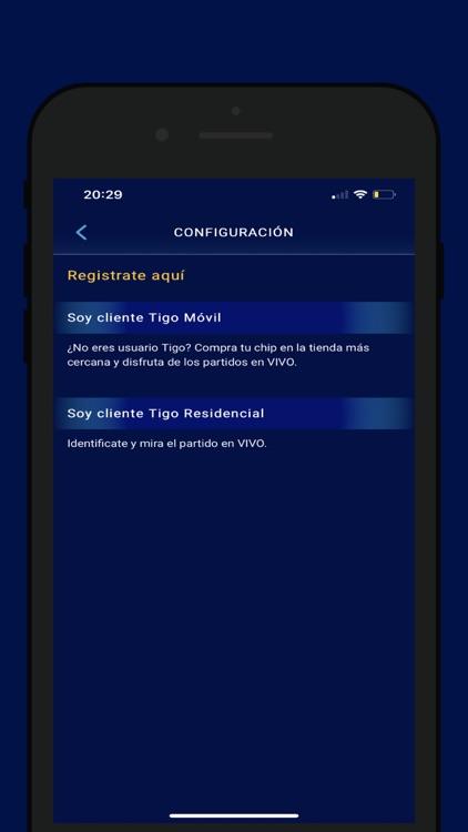 Tigo Sports Honduras screenshot-3