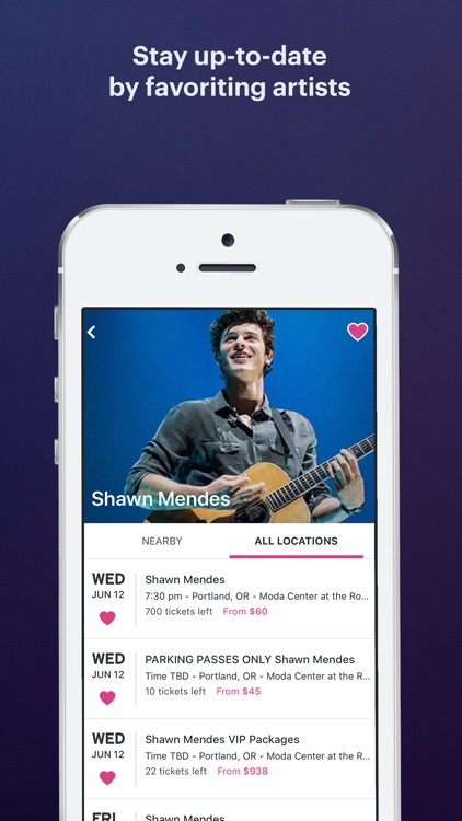 StubHub: Event Tickets screenshot-4