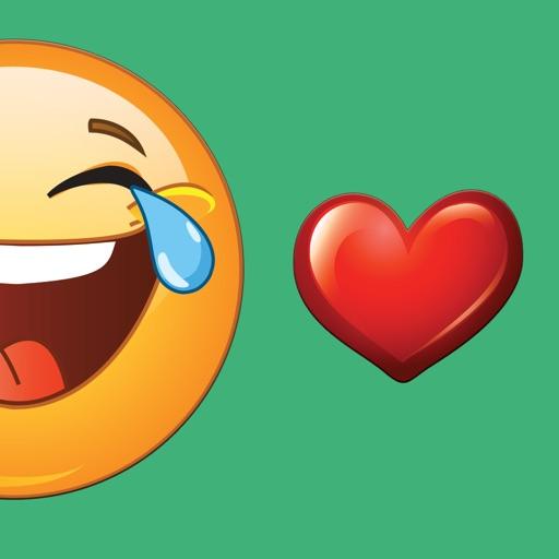 ChatStickerz™ Emoji Stickers