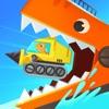 恐龙科考船 - 自然科学儿童游戏