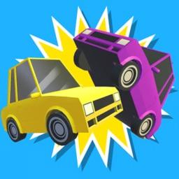 Pixel Toy Car Run 3D