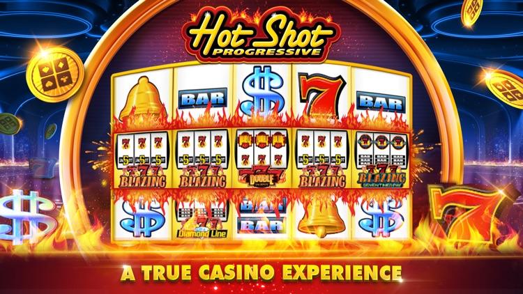 Hot Shot Casino - Vegas Slots screenshot-5