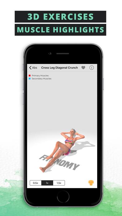 Fitonomy: Weight Loss Workout Screenshot
