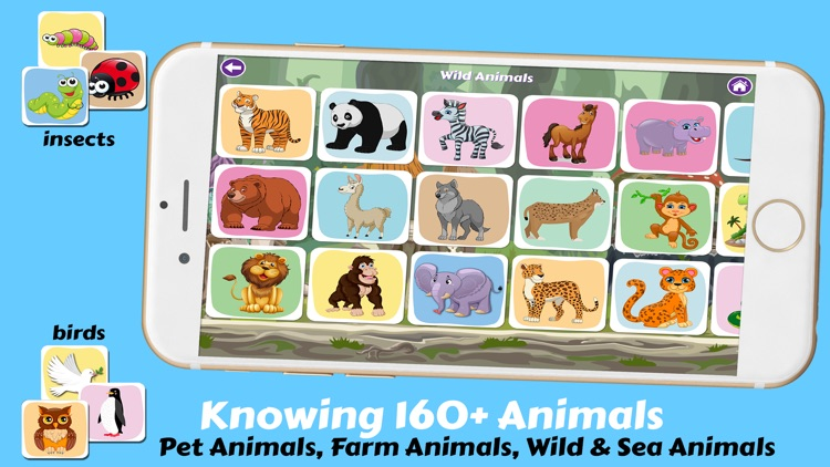 Pre K Preschool Learning Games screenshot-2