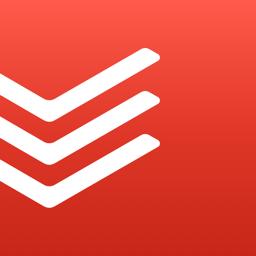 Ícone do app Todoist: Organize sua vida